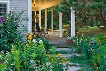 On the Porch / Porches, patios, sunrooms, balconies, terraces . . . . / by Kathryn Elaine