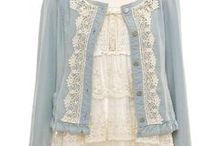 Clothing - Tops / Sweaters, shirts, blouses, cardigans, blazers, and jackets  / by ** Cheryl **