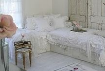 Bedroom / inspiration for bedrooms of every style - gypsy, boho, formal, casual, and so on... / by ** Cheryl **