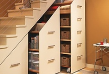 Closets, Cupboards, and Cubby-Holes / cupboards, closets, armoires - all those storage spaces - and ways to organize them all / by ** Cheryl **