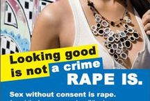 StopRapeNow / StopRapeNow.co.uk is a new campaign launched by police, health, councils and support agencies across the Warwickshire and West Mercia region that aims to challenge the public's understanding of consent.  http://www.stoprapenow.co.uk / by Warwickshire Police