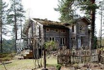 Abandoned / buildings, vehicles, and other constructs left to decay / by ** Cheryl **