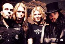 Apocalyptica / Metal, with cellos = awesome / by ** Cheryl **