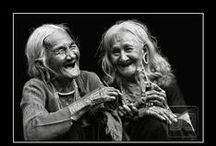 Age With Attitude / people in their golden years... / by ** Cheryl **