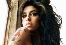 Amy Winehouse / dedicated to the late Amy Winehouse / by ** Cheryl **