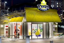 PEEPS & COMPANY® Stores / Official retail store for PEEPS®, MIKE AND IKE®, HOT TAMALES®, TEENEE BEANEE®, and GOLDENBERG'S® PEANUT CHEWS® Brand Candies. / by PEEPS & COMPANY®
