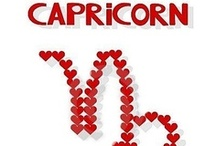 ♥ Capricorn ♥ / by Janice Conway