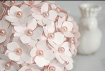 Wedding Crafts and DIY Ideas / Wedding ideas for the busiest wedding time of the year--for DIY brides making their own decorations and other wedding details / by FaveCrafts