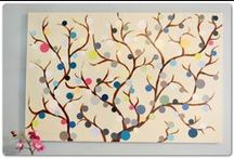 DIY Wall Art / Decorating ideas for your walls that you can make yourself--here's a collection of our favorite DIY wall decor crafts. / by FaveCrafts