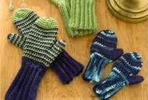 Free Crochet Patterns / Miscellaneous free crochet patterns: afghans, baby clothes, kitchen items, and other patterns to crochet. / by FaveCrafts