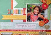 Best Paper Craft Ideas / Scrapbook Layouts, Handmade Cards, and More Paper Craft Ideas / by FaveCrafts
