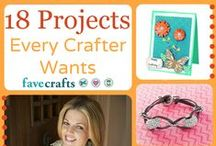 Free Craft eBooks / Free craft eBooks to download full of craft projects, techniques, and tutorials from your favorite bloggers and craft manufacturers. / by FaveCrafts