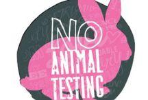 Cruelty Free Living / NoAnimalTesting! / by MacandAmanda McGee