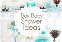 baby EJ's shower ideas / by Teresa Ramirez