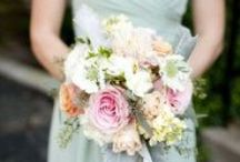 The Day / Wedding ideas, vintage eclectic / by Angelina Scianna