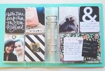 paper crafting / Anything from your smashbook to project life to scrap booking and everything in between! Get your paper crafting on / by Zie of Darling Dear