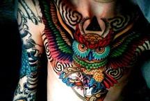 Team Tatted / by Haley Wulfert