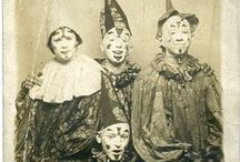 The Circus, Carnival, Freaks and Magic / by Debra Stafford