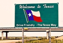 Texas forever / only the greatest nation on earth / by Kaitlin Brennan