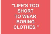 Fashion Quotes / by Mavatar