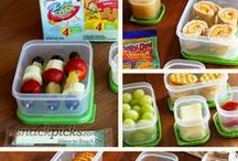 Breakfast/Lunch/and snacks / by Moira Harada
