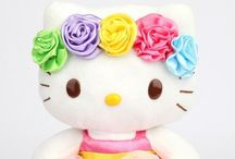 Hello kitty / Hello kitty / by Violet