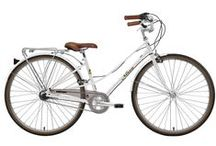 Because I Ride / I want to ride my bicycle bicycle bicycle, I want to ride my bicycle, I want to ride my bike, I want to ride my bicycle, I want to ride it where I like!! / by Denise V