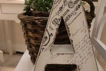 Craft Ideas / by Amy Henning