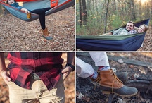 lifestyle... / Simply relax in nomadic comfort... / by ENO Hammocks