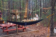 glamping... / A collection of awesome photos from Caroline Fontenot at www.backdownsouth.com! (@backdownsouth) / by ENO Hammocks
