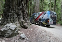roadtrip... / Vehicles to take you from a to b while having the best adventure ever! / by ENO Hammocks