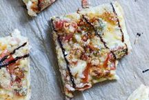 Sandwiches, pizzas and savory breads / by Sally Swanson