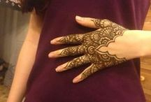 Artwork and Henna I would love to try Myself / This board is filled with artist that have done something I would love to try to do myself.  / by Susan Ismail
