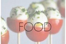 Food Recipes / by Tina D.