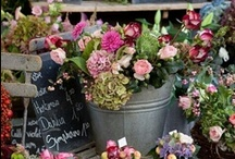 ....who will buy my lovely flowers .... / flowershops and markets from all over the world / by Carmen Mastin