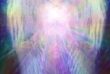 ANGELS & CROSSES / by Karen Pike