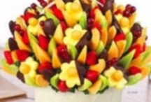 Edible Fruit Gifts / edibles to make or take to parties / by Nan Johnson