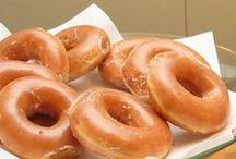 Krispy Kreme Donuts / by Nan Johnson