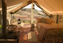 Tents & Yurts / by whistlerkristen