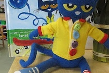 Pete the Cat / by Janelle Palmer
