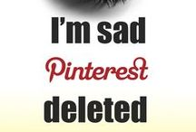 Pinterest Censorship / Freedom of Expression / by Ralph Meiers