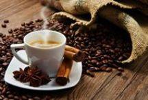 Coffee <3 / by Marissa K.