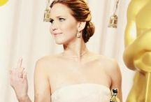 Jennifer Lawrence and other awesome people / by Marissa K.