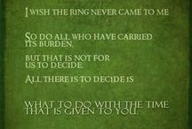 One Ring to Rule Them All / by Marissa K.