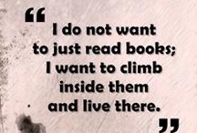 Books / by Ashley Hawkins