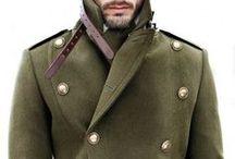 mans world / Men's Style:  / by Green Garage Studio