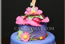 Cakes / by Donna Trahan