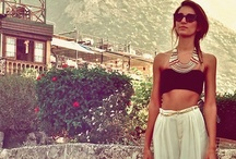 |resort wear| / inspiration for a perfect getaway  / by Katie Beth White