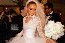 Celebrity Wedding Dresses / by YourDreamDress.com