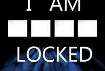Sher-Locked / Dedicated to the BBC's wonderful series, Sherlock / by Amarantha